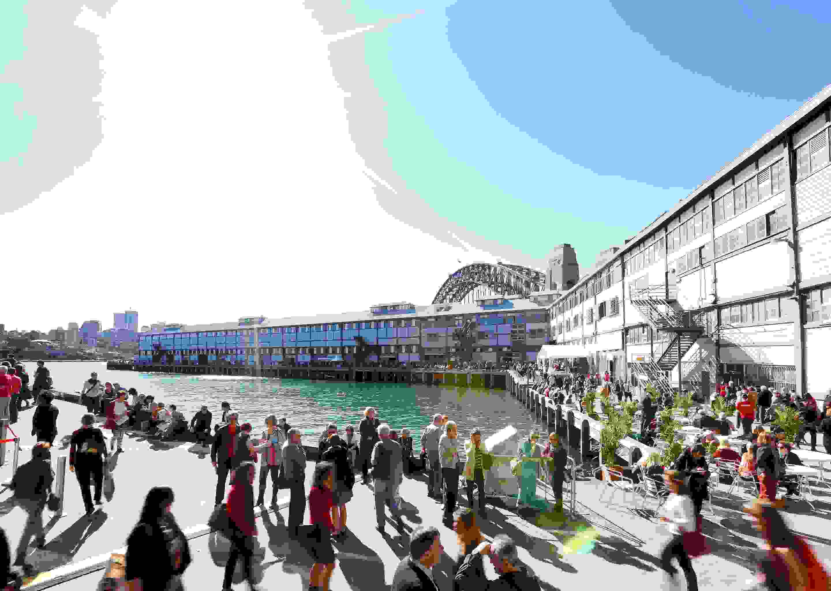 A Curated Guide: Free Events at Walsh Bay