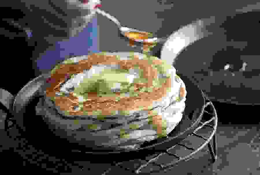 Monday Morning Cooking Club mufleta recipe