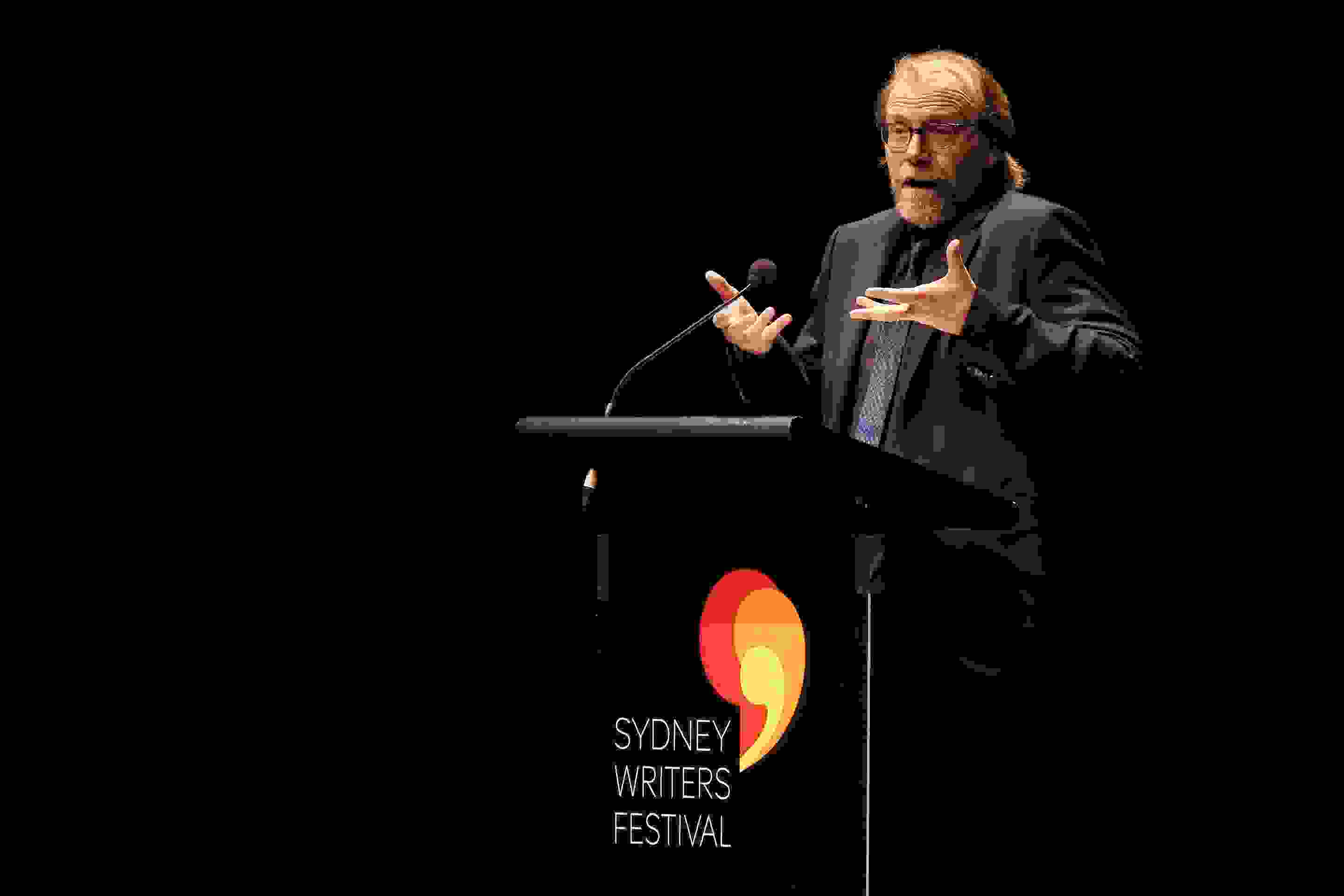Listen: 2017 Opening Address — George Saunders