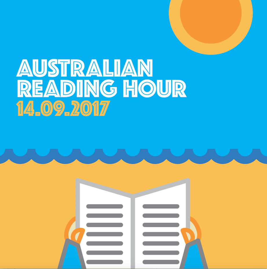 Australian Reading Hour – SWF Book Recommendations