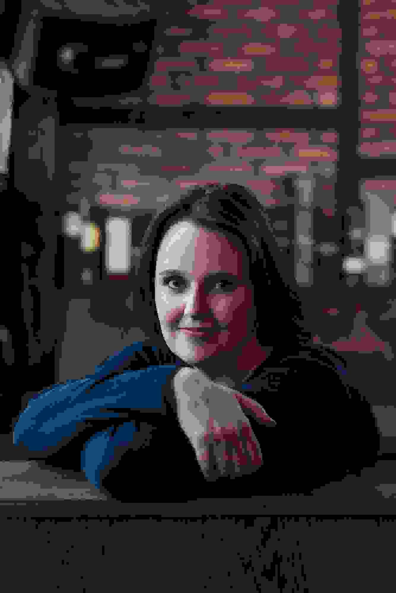Dervla McTiernan: The Scholar