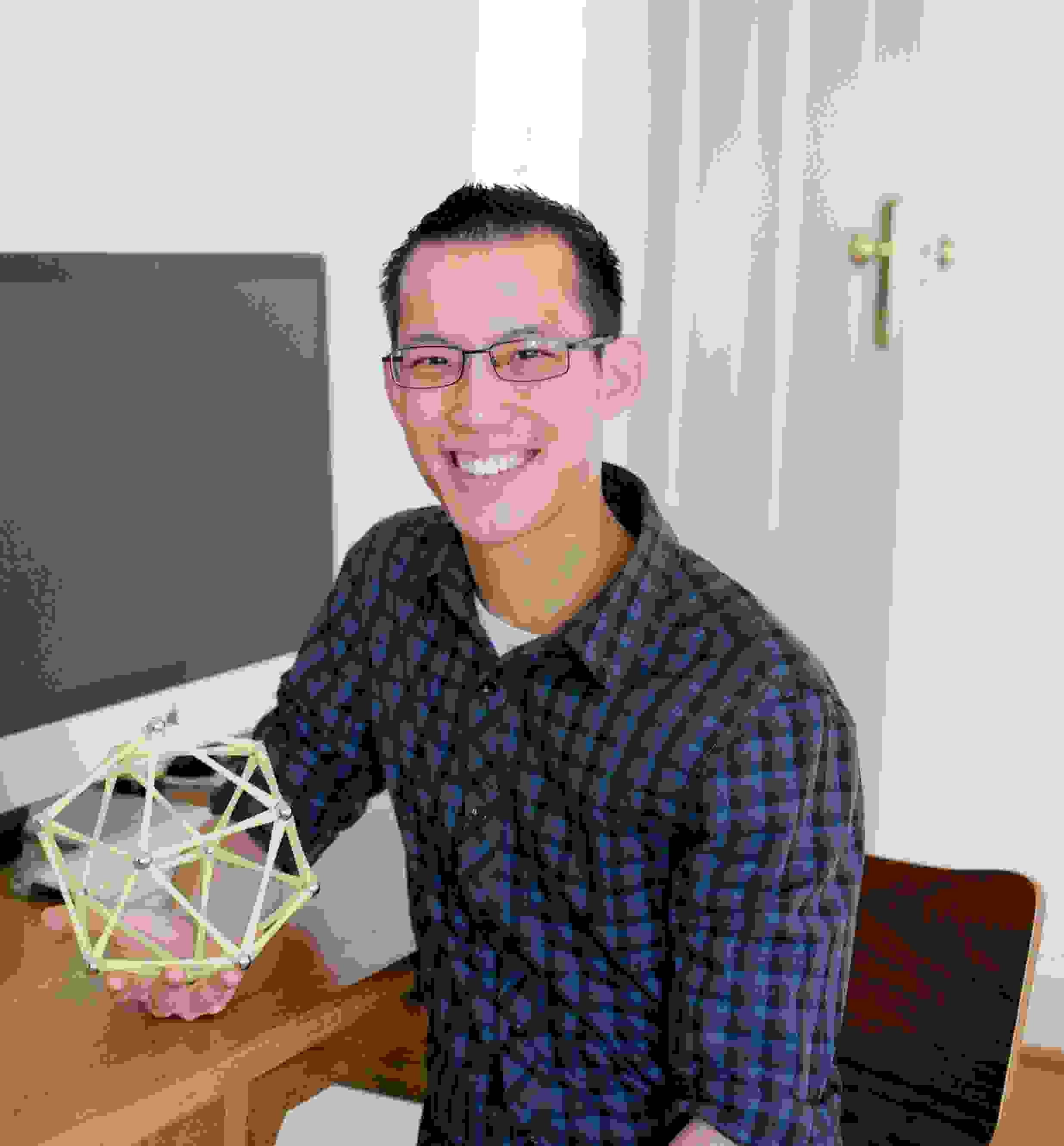 Eddie Woo's Wonderful World of Maths