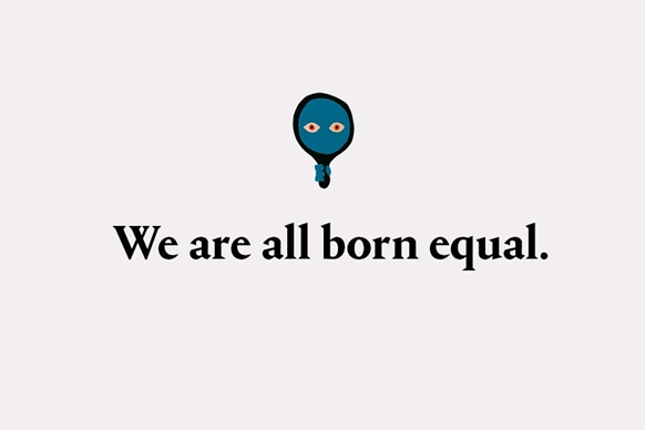 Lie to Me: We are all born equal