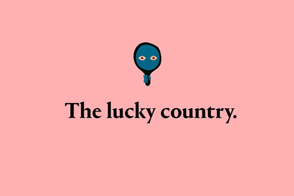 Lie to Me: The Lucky Country