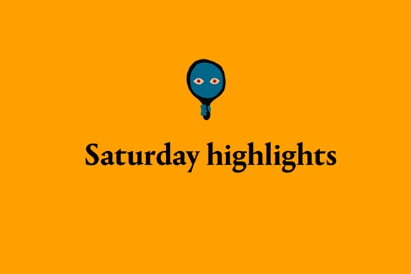 Best of the Fest: Daily Highlights for Saturday