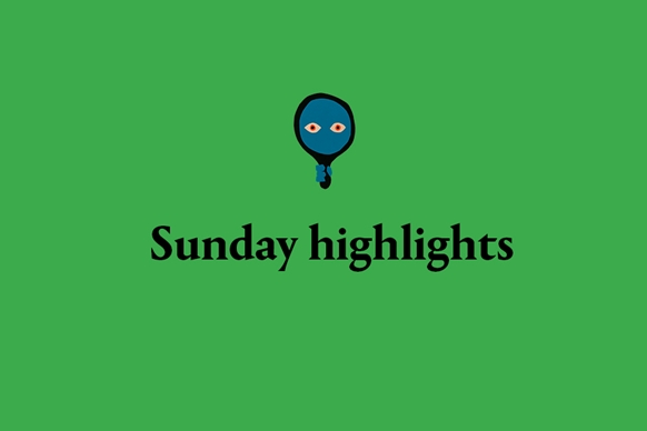 Daily Highlights for Sunday