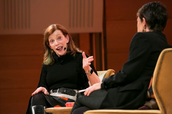 Listen:  Susan Orlean: The Library Book