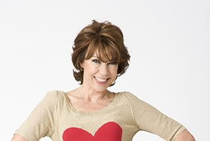 Kathy Lette Gets Candid