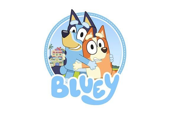 Bluey's Big Book Adventure!