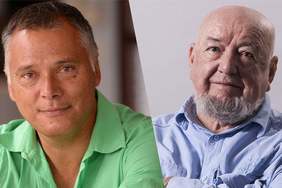 Thomas Keneally & Stan Grant