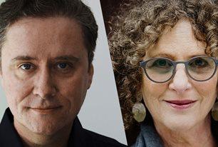 Richard Fidler & Ramona Koval
