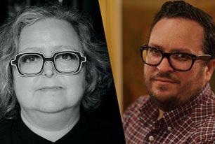 Krissy Kneen & Rick Morton