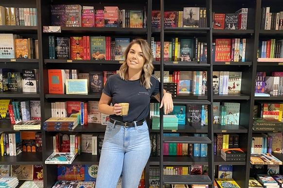 I'm In The Bookshop: Bouquiniste