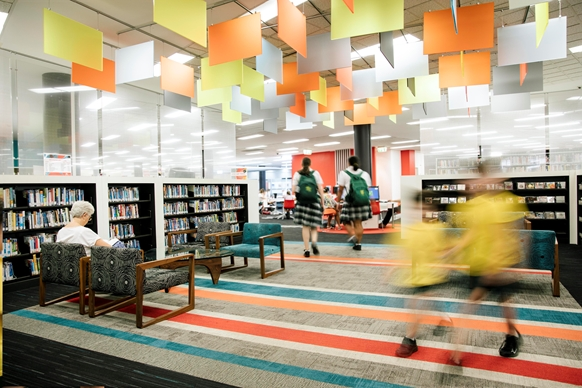 Meet Me At The Library: Randwick City Library